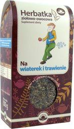 Natura Wita NATURA WITA_Herbatka Ziołowo-Owocowa Na Wiaterek i Trawienie suplement diety 100g