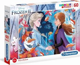 Clementoni Puzzle 60 Elementów Frozen 2