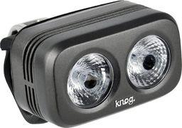 KNOG Lampka rowerowa przednia Knog Blinder Road 250 lm stalowy USB uniwersalny