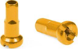 CNSPOKE Nypel CnSpoke AN12 12 mm aluminiowy złoty uniwersalny