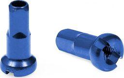 CNSPOKE Nypel CnSpoke AN12 12 mm aluminiowy niebieski uniwersalny