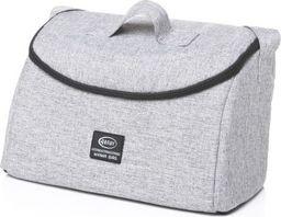 4BABY Torba pielęgnacyjna Mama Bag Light Grey