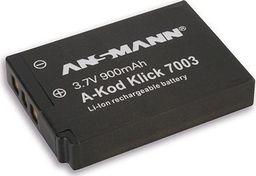 Akumulator Ansmann Akumulator Li-Ion Ansmann A-Kod Klic 7003