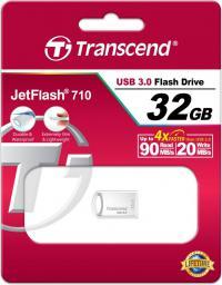Pendrive Transcend JetFlash 710S 32GB USB 3.0 (TS32GJF710S)