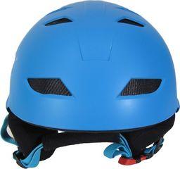 Brenda Kask narciarski Brenda TWH015 dziecięcy : Kolor - Niebieski, Rozmiar - M