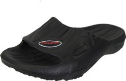 Aqua-Speed Klapki Aqua-Speed Arizona damskie : Kolor - Czarny, Rozmiar obuwia - 40
