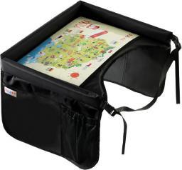 TULOKO Bezpieczny stolik podróżny czarny  (5903111233013)