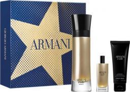 Giorgio Armani Zestaw Code Absolu Pour Homme