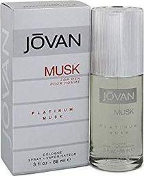 Jovan Platinum Musk EDC 88ml