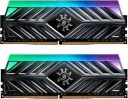Pamięć ADATA XPG SPECTRIX D41, DDR4, 16 GB, 3600MHz, CL18 (AX4U360038G18A-DT41)