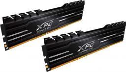Pamięć ADATA XPG GAMMIX D10, DDR4, 16 GB, 3600MHz, CL20 (AX4U360038G18A-DB10)