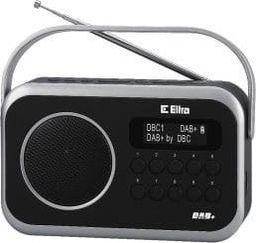 Radio Eltra Radio Natalia DAB+ LCD Czarne -5907727028261