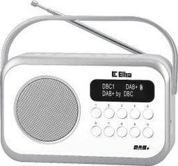 Radio Eltra Radio Natalia DAB+ LCD Białe-5907727028254
