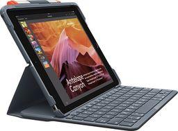 Logitech Etui z klawiaturą Slim Folio iPad 7 Generacja (920-009480)
