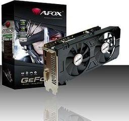 Karta graficzna AFOX GeForce GTX 1660 Dual Fan 6GB GDDR5 (AF1660-6144D5H2)