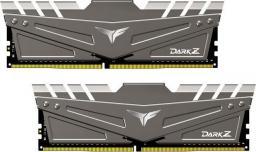 Pamięć Team Group Dark Z, DDR4, 16 GB,2666MHz, CL17 (TDZGD416G2666HC15BDC01)
