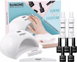 Sunone Sunone Zestaw FOR EVERYONE (PRO2, B01, C12, Czarna Inez)
