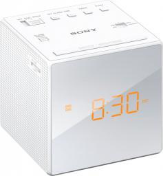Radiobudzik Sony IC-FC1W Biały