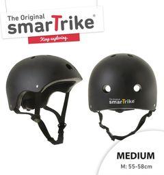 Smart Trike Kask rowerowy czarny r. M