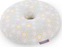 CuddleCo Poduszka Pierścień Comfi-Mum - plaster miodu pastelowy