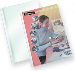 Fellowes okładki do termobindowania Standing 8mm, 100 szt. 61-80 kartek  (5391201)
