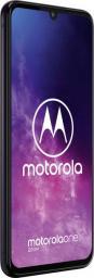 Smartfon Motorola One Zoom 128 GB Dual SIM Fioletowy  (00840023200199)