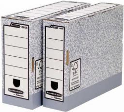 Fellowes Bankers Box System z FSC - pudełko na akta 80 mm FastFold, op. 1 szt. (1080001)