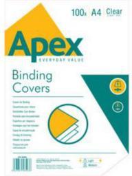 Fellowes APEX - okładki przezroczyste Light A4, 100 szt. (6500001)