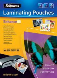 Fellowes folie do laminowania 80 µ, 303x426 mm - A3, 100 szt.  (5306207)