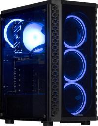 Komputer Actina Actina R, AMD Ryzen 5 3600, 16 GB, AMD Radeon RX 570, 512GB SSD