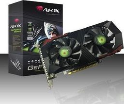 Karta graficzna AFOX GeForce GTX 1050Ti 4GB GDDR5 (AF1050TI-4096D5H5)