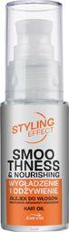 Joanna JOANNA_Styling Effect Smoo Thness Hair Oil Olejek do włosów Wygładzenie Odżywienie 30ml
