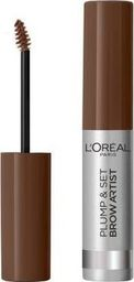 L'Oreal Paris L'OREAL_Brow Artist Plump & Set tusz do brwi 105 Brunette 4,9ml