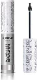 L'Oreal Paris L'OREAL_Brow Artist Plump & Set tusz do brwi Transparent 4,9ml
