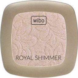Wibo WIBO_Royal Shimmer rozświetlacz prasowany 3,5g