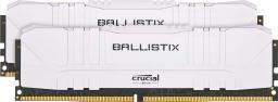 Pamięć Ballistix 32GB Kit DDR4 2x16GB 3000 CL15 DIMM 288pin white