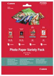 Canon Photo Paper Variety Pack A4 10x15cm 4x5 arkuszy (0775B079)