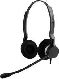 Słuchawki z mikrofonem Jabra BIZ 2300 USB DUO MS OC (2399-823-109)