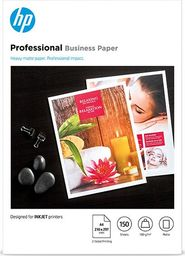 HP Papier matowy do drukarek atramentowych HP Inkjet i PageWide Professional Business – A4, 180 g/m² (7MV79A)