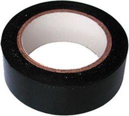 Taśma izolacyjna, 0,13x15mm, czarna, 10m