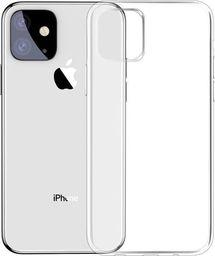 Baseus Przezroczyste etui TPU Baseus Simplicity Case do iPhone 11 6,1''