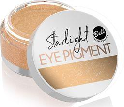 BELL Bell Sypki Cień do powiek Starlight Eye Pigment nr 02 Golden  1szt