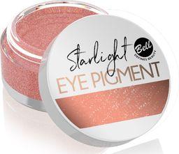 BELL Bell Sypki Cień do powiek Starlight Eye Pigment nr 03 Bordeaux  1szt