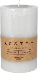 Artman Rustic świeca zapachowa  walec średni szary 1 sztuka (987112)