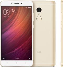 Smartfon Xiaomi Redmi Note 4 64 GB Dual SIM Złoty  (F943-904F9)