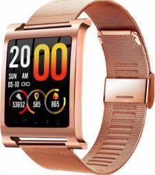 Smartwatch WATCHMARK WK6 Złoty  (WK6 złoty)