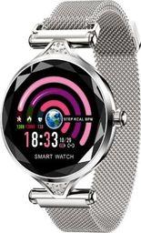 Smartwatch WATCHMARK WH1 Srebrny  (WH1 srebrny)