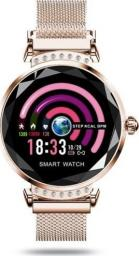 Smartwatch WATCHMARK H2 Złoty  (H2 diamond złoty)