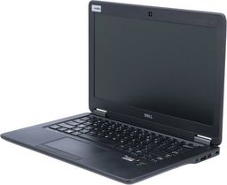 Laptop Dell Dell Latitude E7250 Intel i5-5300U 8GB 120GB SSD 1366x768 Klasa A- + Stacja dokująca + Mysz uniwersalny