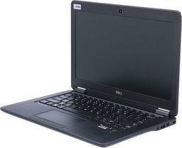 Laptop Dell Dell Latitude E7250 Intel i5-5300U 8GB 120GB SSD 1366x768 Klasa A- Windows 10 Home + Stacja dokująca + Mysz uniwersalny